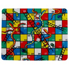 Snakes And Ladders Jigsaw Puzzle Photo Stand (Rectangular)