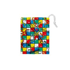 Snakes And Ladders Drawstring Pouches (XS)