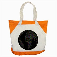 World Earth Planet Globe Map Accent Tote Bag