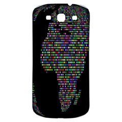 World Earth Planet Globe Map Samsung Galaxy S3 S Iii Classic Hardshell Back Case