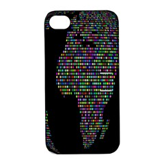 World Earth Planet Globe Map Apple Iphone 4/4s Hardshell Case With Stand