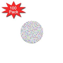 Pointer Direction Arrows Navigation 1  Mini Buttons (100 Pack)
