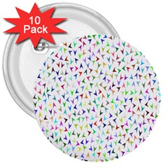 Pointer Direction Arrows Navigation 3  Buttons (10 Pack)