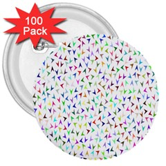 Pointer Direction Arrows Navigation 3  Buttons (100 Pack)