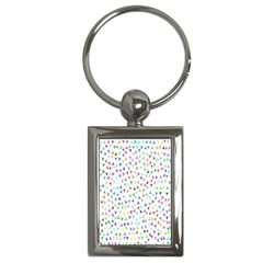 Pointer Direction Arrows Navigation Key Chains (rectangle)