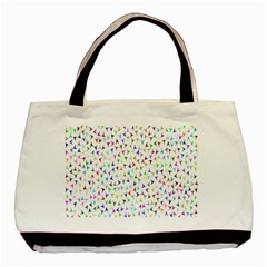 Pointer Direction Arrows Navigation Basic Tote Bag (Two Sides)