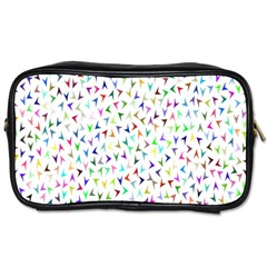 Pointer Direction Arrows Navigation Toiletries Bags 2 Side