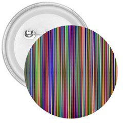 Striped Stripes Abstract Geometric 3  Buttons