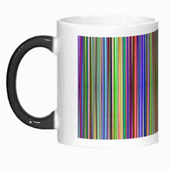 Striped Stripes Abstract Geometric Morph Mugs