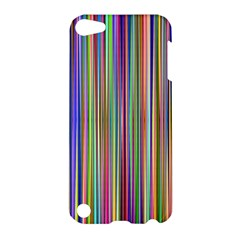 Striped Stripes Abstract Geometric Apple Ipod Touch 5 Hardshell Case