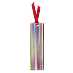 Striped Stripes Abstract Geometric Small Book Marks