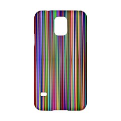 Striped Stripes Abstract Geometric Samsung Galaxy S5 Hardshell Case