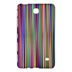 Striped Stripes Abstract Geometric Samsung Galaxy Tab 4 (8 ) Hardshell Case