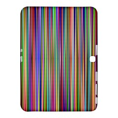 Striped Stripes Abstract Geometric Samsung Galaxy Tab 4 (10 1 ) Hardshell Case