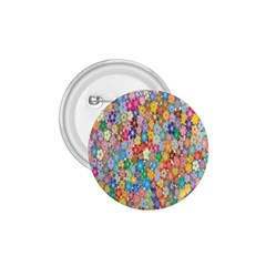 Sakura Cherry Blossom Floral 1 75  Buttons