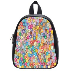Sakura Cherry Blossom Floral School Bags (small)