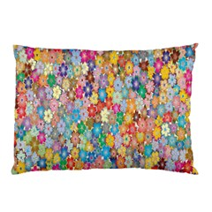 Sakura Cherry Blossom Floral Pillow Case (two Sides)