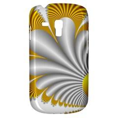 Fractal Gold Palm Tree  Galaxy S3 Mini