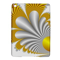 Fractal Gold Palm Tree  Ipad Air 2 Hardshell Cases