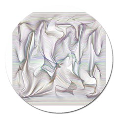 Abstract Background Chromatic Magnet 5  (round)