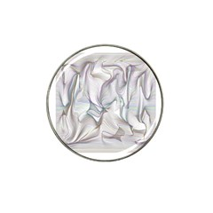 Abstract Background Chromatic Hat Clip Ball Marker (4 pack)