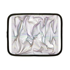 Abstract Background Chromatic Netbook Case (small)