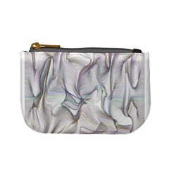 Abstract Background Chromatic Mini Coin Purses