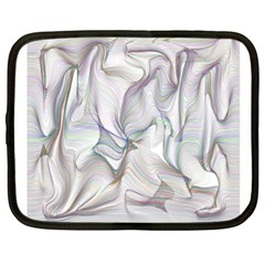Abstract Background Chromatic Netbook Case (xl)