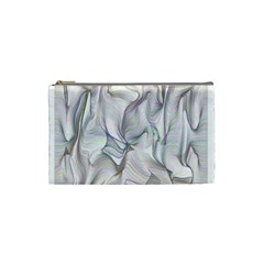 Abstract Background Chromatic Cosmetic Bag (small)