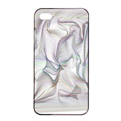Abstract Background Chromatic Apple Iphone 4/4s Seamless Case (black)