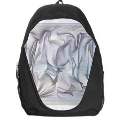 Abstract Background Chromatic Backpack Bag