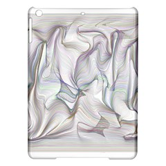 Abstract Background Chromatic iPad Air Hardshell Cases