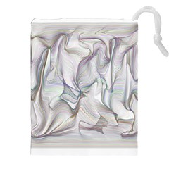 Abstract Background Chromatic Drawstring Pouches (XXL)