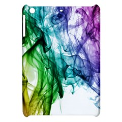 Colour Smoke Rainbow Color Design Apple Ipad Mini Hardshell Case