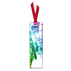 Colour Smoke Rainbow Color Design Small Book Marks