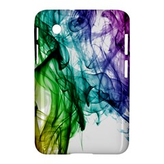 Colour Smoke Rainbow Color Design Samsung Galaxy Tab 2 (7 ) P3100 Hardshell Case