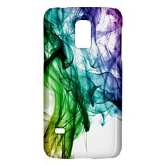 Colour Smoke Rainbow Color Design Galaxy S5 Mini