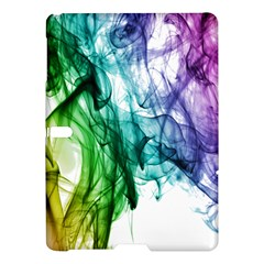 Colour Smoke Rainbow Color Design Samsung Galaxy Tab S (10.5 ) Hardshell Case