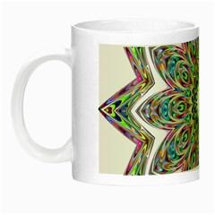 Decorative Ornamental Design Night Luminous Mugs