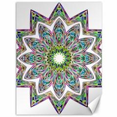 Decorative Ornamental Design Canvas 36  X 48