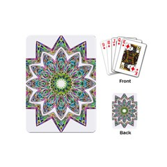 Decorative Ornamental Design Playing Cards (mini)