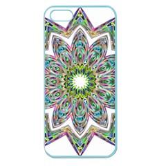 Decorative Ornamental Design Apple Seamless Iphone 5 Case (color)