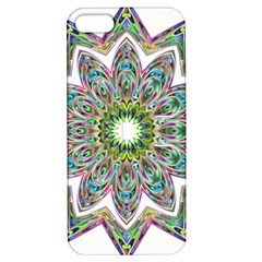 Decorative Ornamental Design Apple Iphone 5 Hardshell Case With Stand