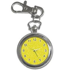 Handwriting  Key Chain Watches