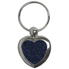 Handwriting Key Chains (Heart)