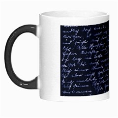 Handwriting Morph Mugs