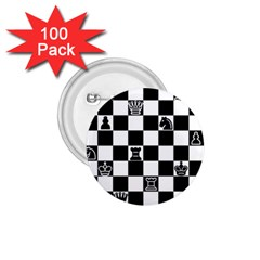 Chess 1.75  Buttons (100 pack)