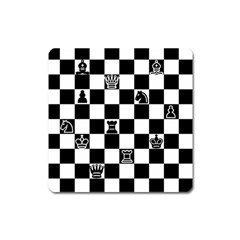 Chess Square Magnet