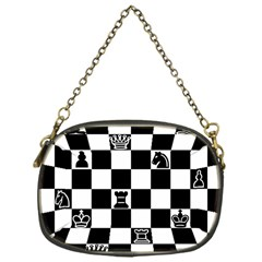 Chess Chain Purses (One Side)
