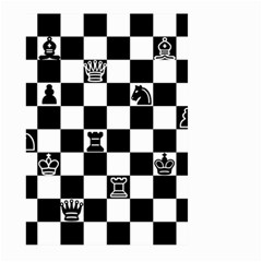 Chess Large Garden Flag (Two Sides)